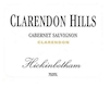 Clarendon Hills Hickinbotham Cabernet Sauvignon - label