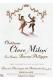 Château Clerc-Milon  Cinquième Cru - label