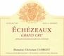 Domaine Christian Clerget Echezeaux Grand Cru  - label