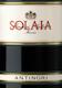 Tenuta Tignanello Solaia - label