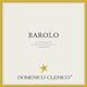 Domenico Clerico Barolo  - label
