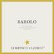 Domenico Clerico Barolo  - label