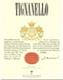 Tenuta Tignanello Tignanello - label