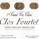 Clos Fourtet  Premier Grand Cru Classé B - label
