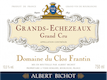 Domaine du Clos Frantin Grands Echezeaux Grand Cru  - label