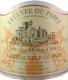 Clos Mont Olivet Châteauneuf-du-Pape La Cuvée du Papet - label