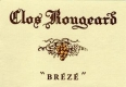 Clos Rougeard Brézé - label