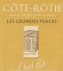 Clusel Roch Côte Rôtie Les Grandes Places - label