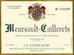 Domaine Jean-François Coche-Dury Meursault Premier Cru Les Caillerets - label