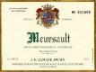 Domaine Jean-François Coche-Dury Meursault Les Vireuils - label