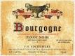Domaine Jean-François Coche-Dury Bourgogne Rouge - label