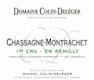 Domaine Colin-Deléger Chassagne-Montrachet Premier Cru En Remilly - label