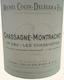 Domaine Colin-Deléger Chassagne-Montrachet Premier Cru Les Chenevottes - label