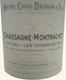 Domaine Colin-Deléger Chassagne-Montrachet Premier Cru La Maltroie - label