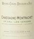 Domaine Colin-Deléger Chassagne-Montrachet Premier Cru Les Vergers - label