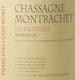 Domaine Pierre-Yves Colin-Morey Chassagne-Montrachet Premier Cru Les Baudines - label