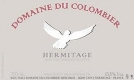 Domaine du Colombier Hermitage Blanc - label