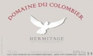Domaine du Colombier Hermitage  - label