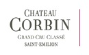 Château Corbin Grand Cru Classé - label