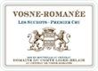 Domaine du Comte Liger-Belair Vosne-Romanée Premier Cru Les Suchots - label