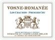 Domaine du Comte Liger-Belair Vosne-Romanée Premier Cru Les Chaumes - label