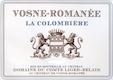 Domaine du Comte Liger-Belair Vosne-Romanée La Colombière - label