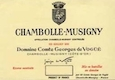 Domaine Comte Georges de Vogüé Chambolle-Musigny Premier Cru  - label