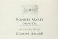 Domaine Arlaud Bonnes-Mares Grand Cru  - label