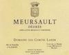 Domaine des Comtes Lafon Meursault Desirée - label