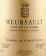 Domaine des Comtes Lafon Meursault Clos de la Barre - label