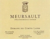 Domaine des Comtes Lafon Meursault  - label