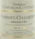 Domaine Confuron-Cotetidot Charmes-Chambertin Grand Cru  - label