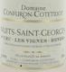 Domaine Confuron-Cotetidot Nuits-Saint-Georges Premier Cru Les Vignes Rondes - label