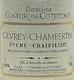 Domaine Confuron-Cotetidot Gevrey-Chambertin Premier Cru Craipillots - label