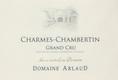 Domaine Arlaud Charmes-Chambertin Grand Cru  - label