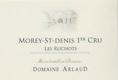 Domaine Arlaud Morey-Saint-Denis Premier Cru Les Ruchots - label