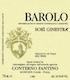 Conterno Fantino Barolo Sorì Ginestra - label