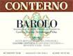 Giacomo Conterno Barolo (Cascina) Francia - label