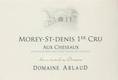 Domaine Arlaud Morey-Saint-Denis Premier Cru Aux Cheseaux - label