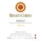 Renato Corino Barolo Arborina - label