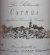 Domaine Courbis Cornas La Sabarotte - label