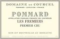Domaine de Courcel Pommard Premier Cru Les Fremiers - label