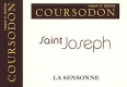 Domaine Coursodon Saint-Joseph La Sensonne - label