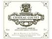 Château Coutet  Premier Cru - label