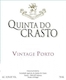 Quinta do Crasto Porto  Vintage Port - label