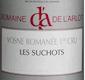 Domaine de l'Arlot Vosne-Romanée Premier Cru Les Suchots - label