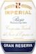 Cune Rioja Imperial Gran Reserva - label