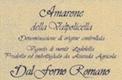 Dal Forno Romano Amarone della Valpolicella  - label
