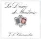Château Montrose La Dame de Montrose - label