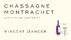 Vincent Dancer Chassagne-Montrachet Premier Cru La Romanée - label